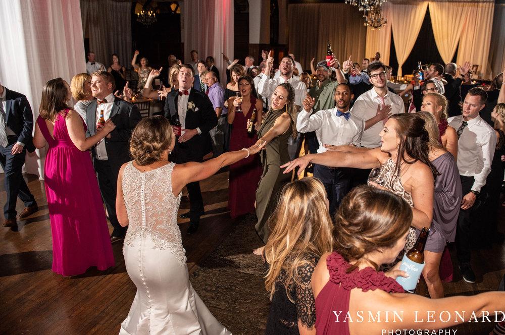 Millennium Center Wedding - Downtown Winston Salem - Winston Salem Wedding Photographer - Winston Salem Venues - Indoor Wedding Venues - NC Wedding Photographer - Yasmin Leonard Photography-84.jpg