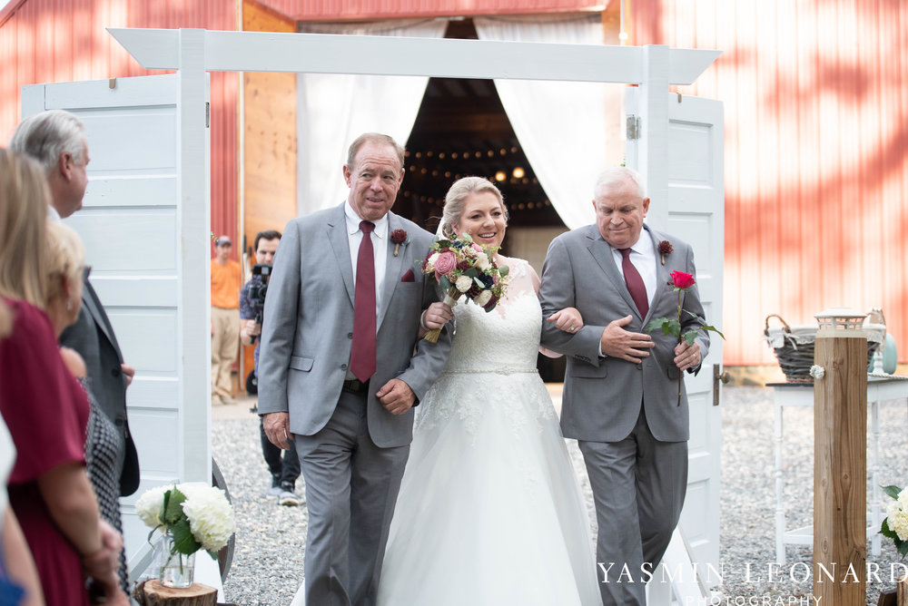 Danner Farms - NC Wedding Venues - NC Barns - Statesville NC - NC Wedding Photographer - High Point Wedding Photographer - Yasmin Leonard Photography-29.jpg