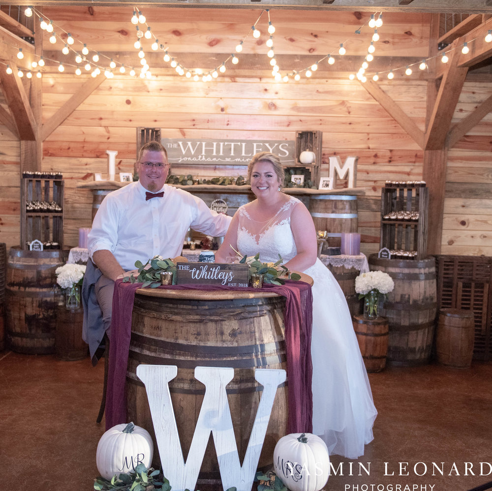 Danner Farms - NC Wedding Venues - NC Barns - Statesville NC - NC Wedding Photographer - High Point Wedding Photographer - Yasmin Leonard Photography-71.jpg