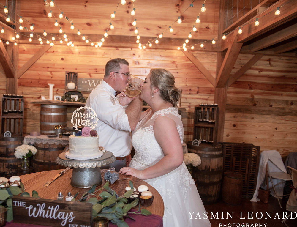 Danner Farms - NC Wedding Venues - NC Barns - Statesville NC - NC Wedding Photographer - High Point Wedding Photographer - Yasmin Leonard Photography-75.jpg