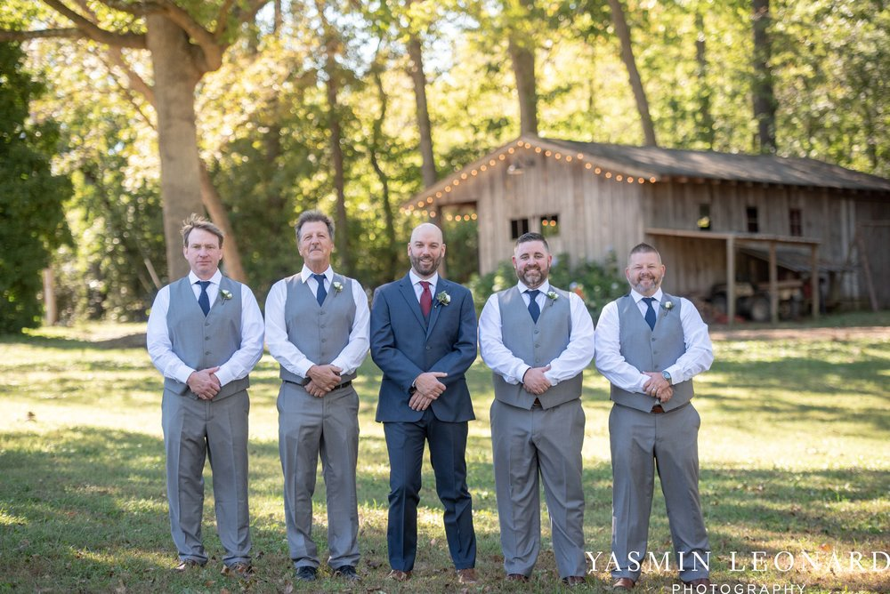 L'abri at Linwood - NC Wedding Venues - L'abri at Linwood Wedding - NC Weddings - NC Wedding Photographer - Barn Venues - NC Barn Weddings - Piedmont Triad Wedding Photographer - Yasmin Leonard Photography-8.jpg