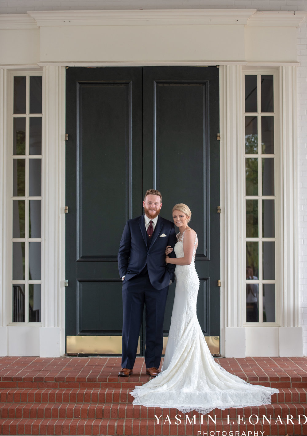 High Point Country Club - High Point Weddings - Emerywood Country Club - High Point Wedding Venues - NC Venues - NC Weddings - NC Wedding Photographers - Yasmin Leonard Photography-9.jpg