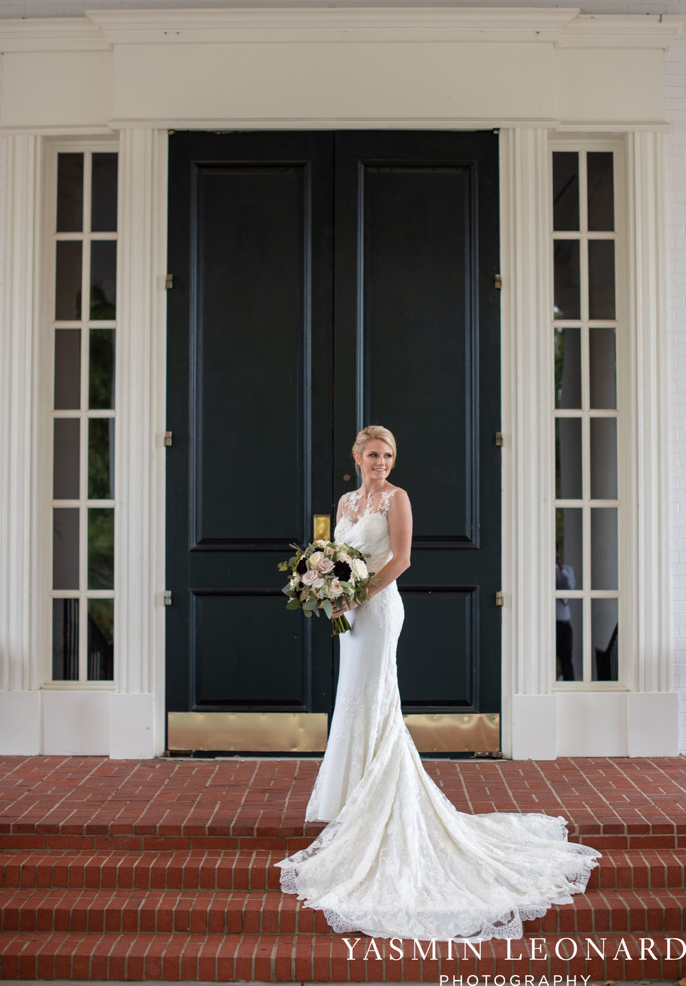 High Point Country Club - High Point Weddings - Emerywood Country Club - High Point Wedding Venues - NC Venues - NC Weddings - NC Wedding Photographers - Yasmin Leonard Photography-18.jpg
