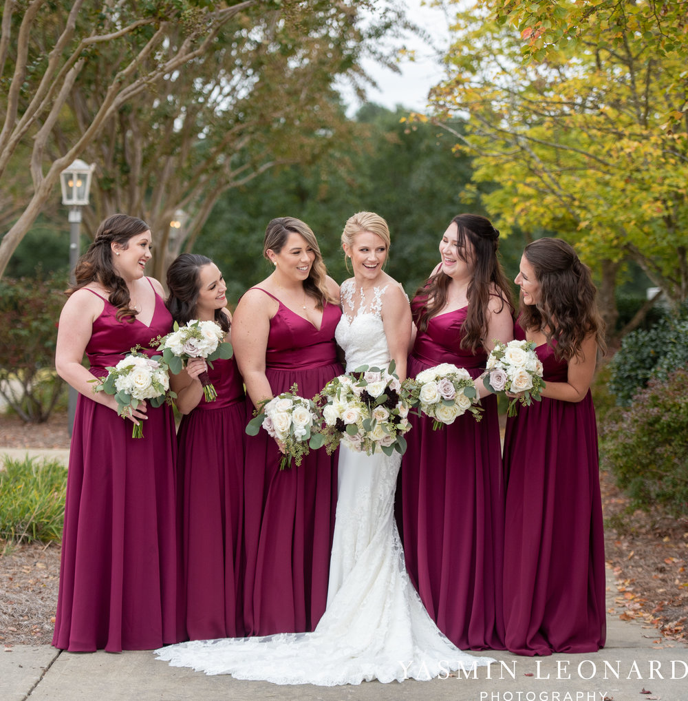 High Point Country Club - High Point Weddings - Emerywood Country Club - High Point Wedding Venues - NC Venues - NC Weddings - NC Wedding Photographers - Yasmin Leonard Photography-21.jpg