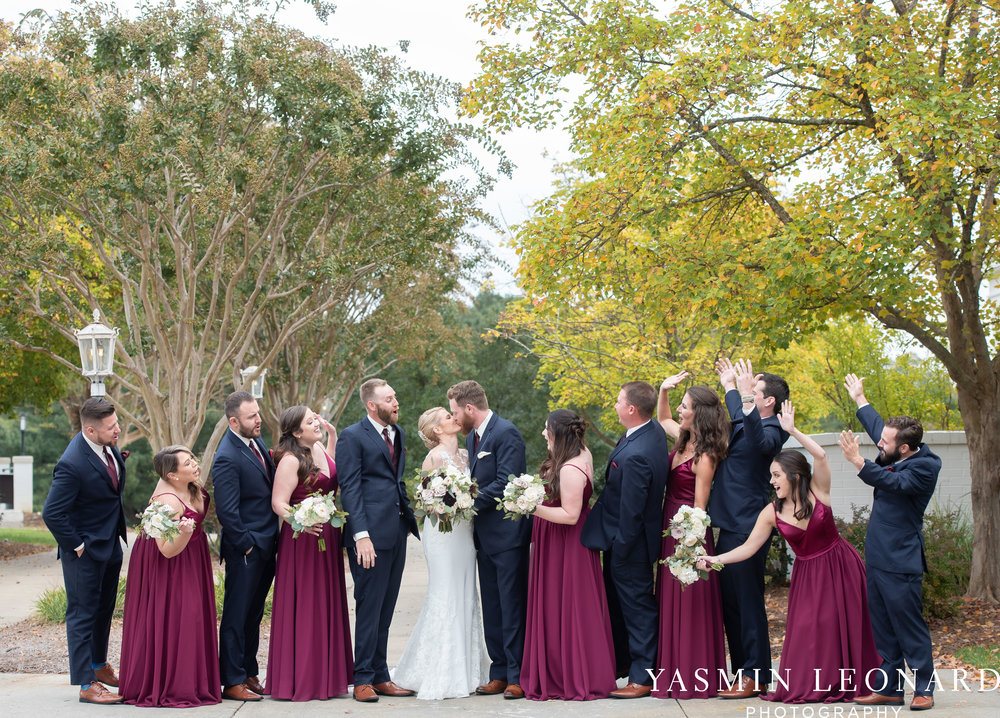 High Point Country Club - High Point Weddings - Emerywood Country Club - High Point Wedding Venues - NC Venues - NC Weddings - NC Wedding Photographers - Yasmin Leonard Photography-27.jpg