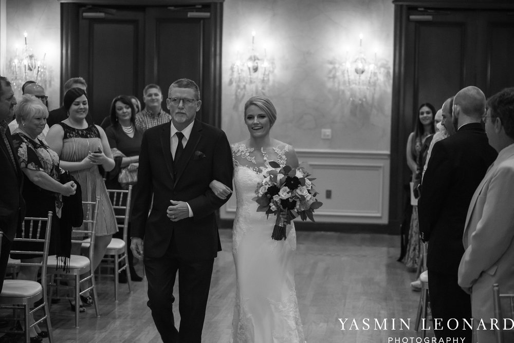 High Point Country Club - High Point Weddings - Emerywood Country Club - High Point Wedding Venues - NC Venues - NC Weddings - NC Wedding Photographers - Yasmin Leonard Photography-30.jpg