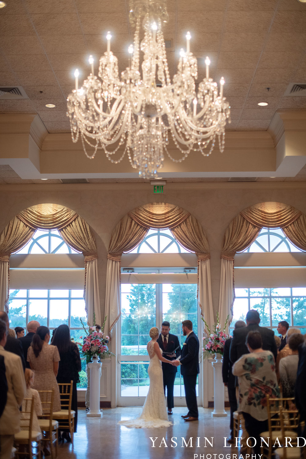 High Point Country Club - High Point Weddings - Emerywood Country Club - High Point Wedding Venues - NC Venues - NC Weddings - NC Wedding Photographers - Yasmin Leonard Photography-31.jpg