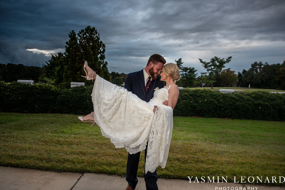 High Point Country Club - High Point Weddings - Emerywood Country Club - High Point Wedding Venues - NC Venues - NC Weddings - NC Wedding Photographers - Yasmin Leonard Photography-37.jpg