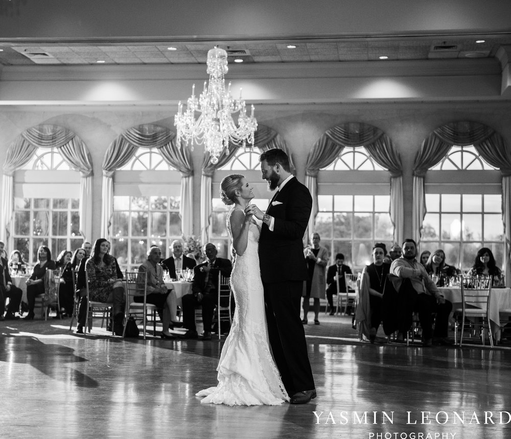 High Point Country Club - High Point Weddings - Emerywood Country Club - High Point Wedding Venues - NC Venues - NC Weddings - NC Wedding Photographers - Yasmin Leonard Photography-41.jpg