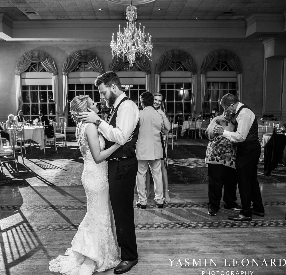 High Point Country Club - High Point Weddings - Emerywood Country Club - High Point Wedding Venues - NC Venues - NC Weddings - NC Wedding Photographers - Yasmin Leonard Photography-51.jpg
