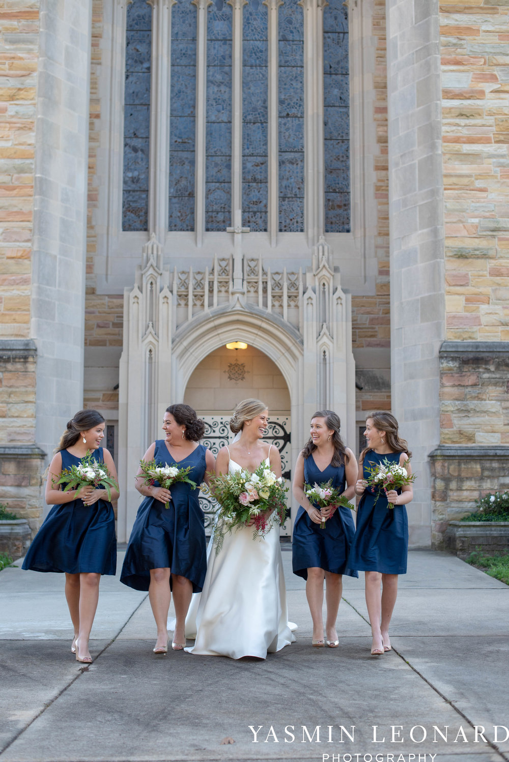 Wesley Memorial United Methodist Church - EmeryWood - High Point Weddings - High Point Wedding Photographer - NC Wedding Photographer - Yasmin Leonard Photography-15.jpg