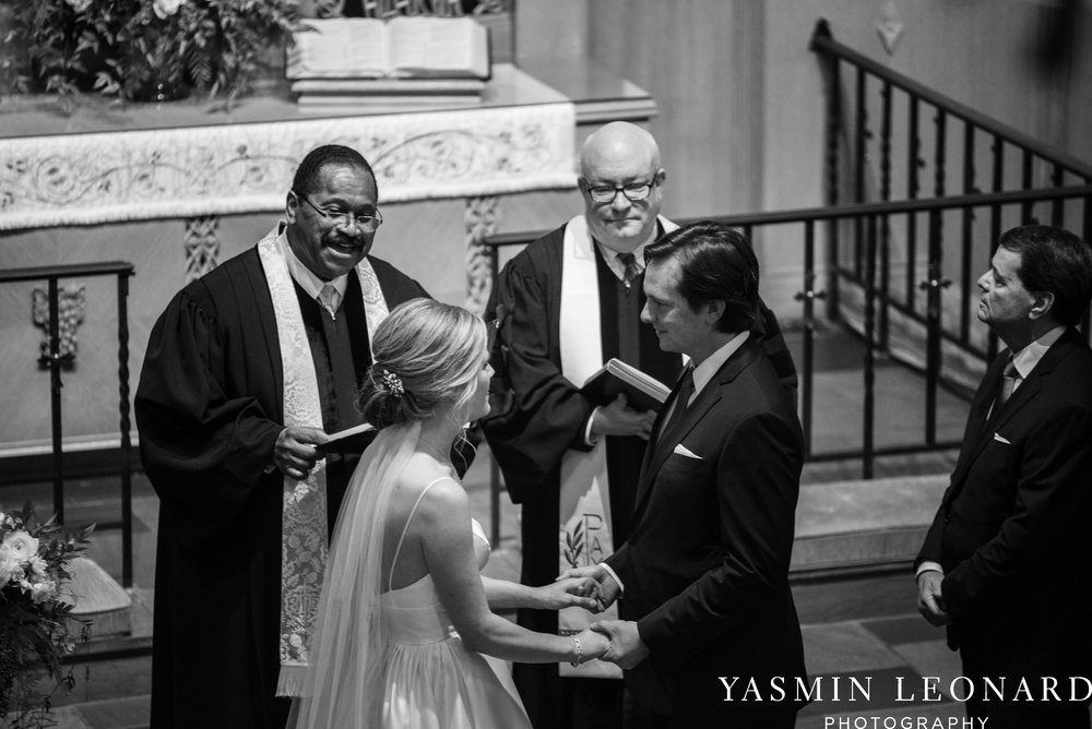Wesley Memorial United Methodist Church - EmeryWood - High Point Weddings - High Point Wedding Photographer - NC Wedding Photographer - Yasmin Leonard Photography-23.jpg