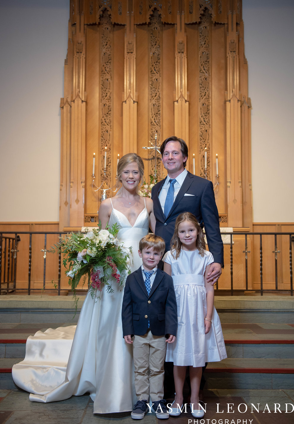 Wesley Memorial United Methodist Church - EmeryWood - High Point Weddings - High Point Wedding Photographer - NC Wedding Photographer - Yasmin Leonard Photography-30.jpg