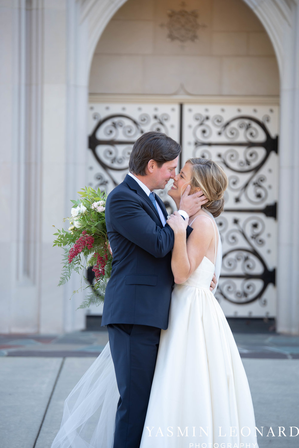Wesley Memorial United Methodist Church - EmeryWood - High Point Weddings - High Point Wedding Photographer - NC Wedding Photographer - Yasmin Leonard Photography-36.jpg
