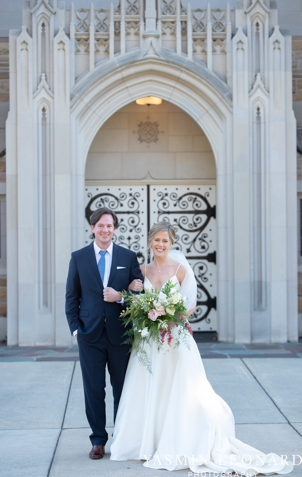 Wesley Memorial United Methodist Church - EmeryWood - High Point Weddings - High Point Wedding Photographer - NC Wedding Photographer - Yasmin Leonard Photography-39.jpg