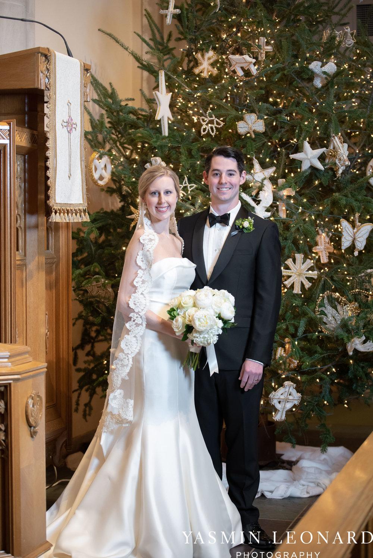 Wesley Memorial UMC - High Point Country Club - Emerywood Country Club - High Point Weddings - High Point Wedding Photographer - Yasmin Leonard Photography-18.jpg
