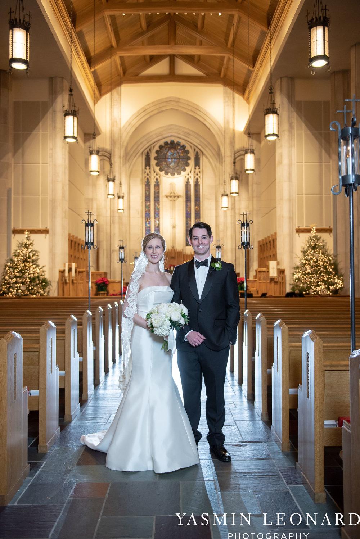 Wesley Memorial UMC - High Point Country Club - Emerywood Country Club - High Point Weddings - High Point Wedding Photographer - Yasmin Leonard Photography-20.jpg