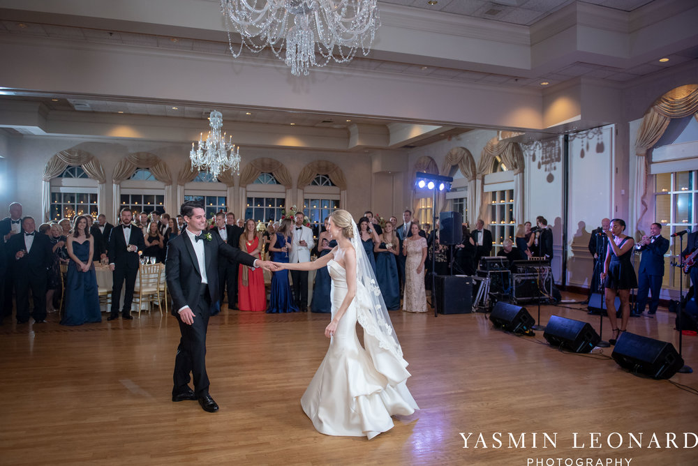Wesley Memorial UMC - High Point Country Club - Emerywood Country Club - High Point Weddings - High Point Wedding Photographer - Yasmin Leonard Photography-34.jpg