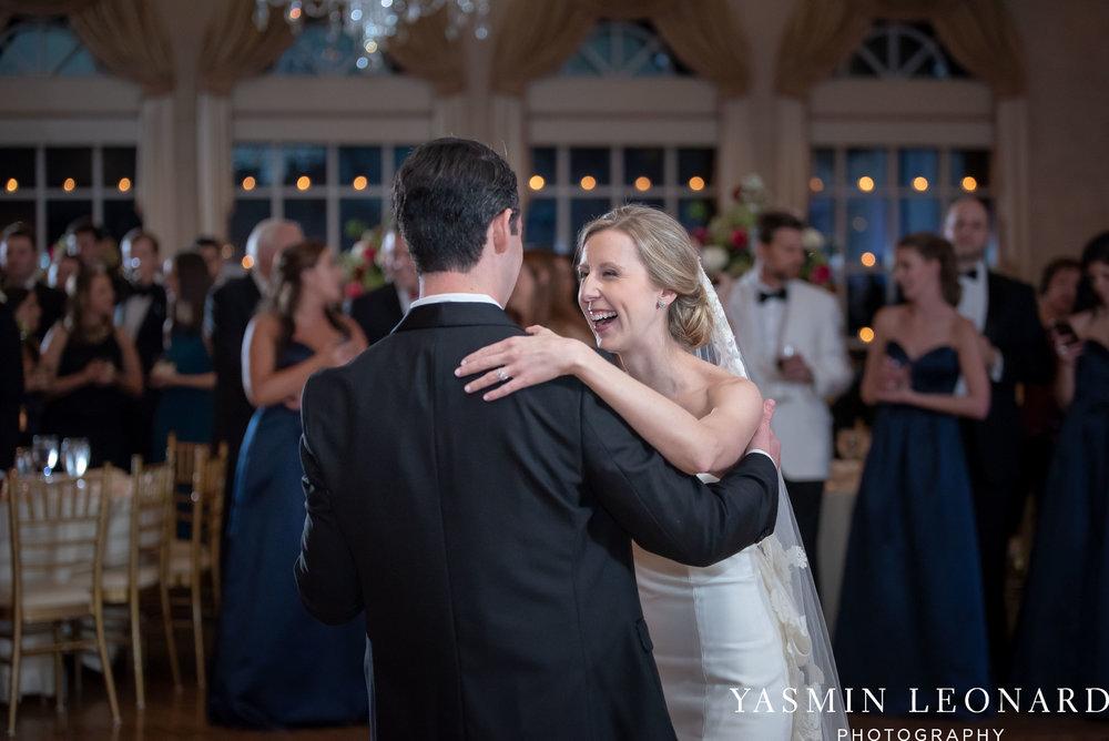 Wesley Memorial UMC - High Point Country Club - Emerywood Country Club - High Point Weddings - High Point Wedding Photographer - Yasmin Leonard Photography-35.jpg