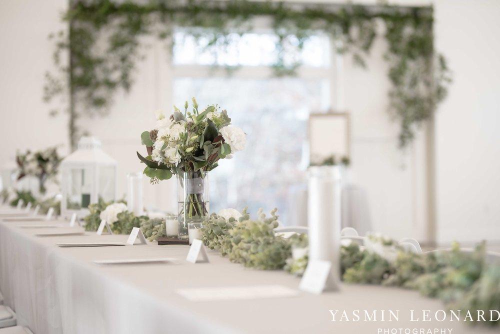 Barn at Reynolda Village - Winston Salem Wedding - White and Green Wedding - NC Wedding - NC Barns - Yasmin Leonard Photography-8.jpg