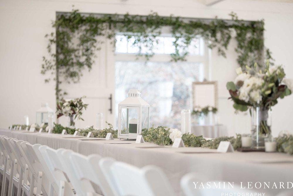 Barn at Reynolda Village - Winston Salem Wedding - White and Green Wedding - NC Wedding - NC Barns - Yasmin Leonard Photography-11.jpg
