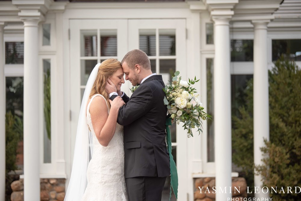 Barn at Reynolda Village - Winston Salem Wedding - White and Green Wedding - NC Wedding - NC Barns - Yasmin Leonard Photography-20.jpg