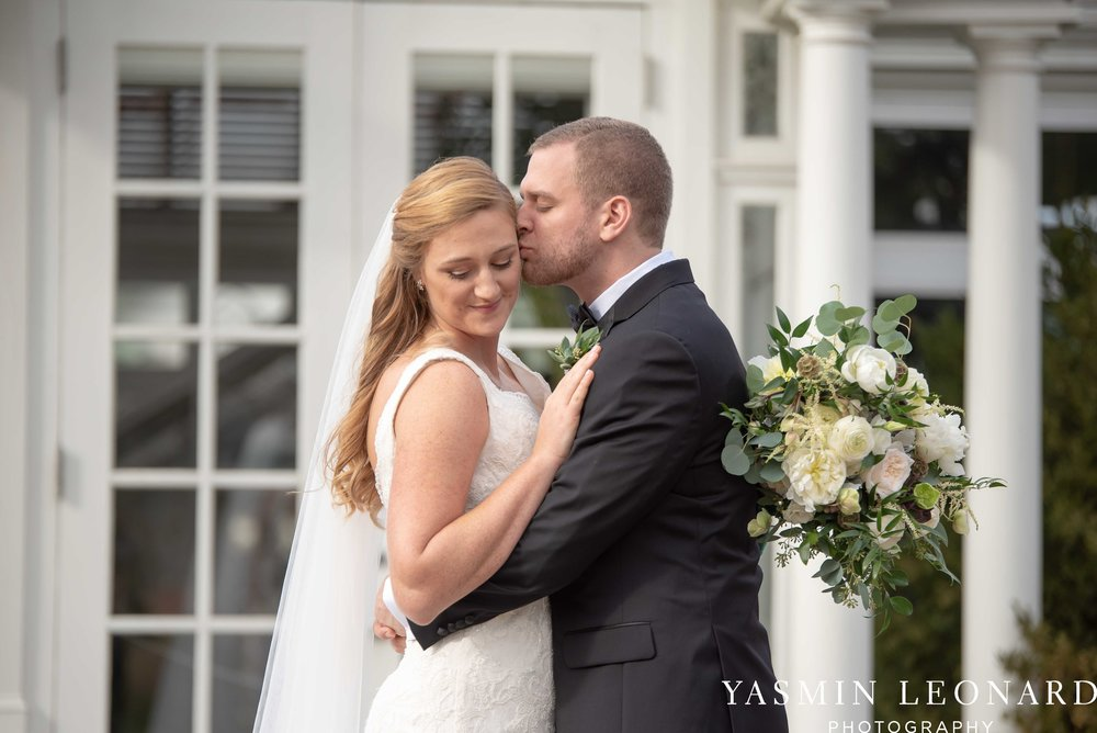 Barn at Reynolda Village - Winston Salem Wedding - White and Green Wedding - NC Wedding - NC Barns - Yasmin Leonard Photography-21.jpg