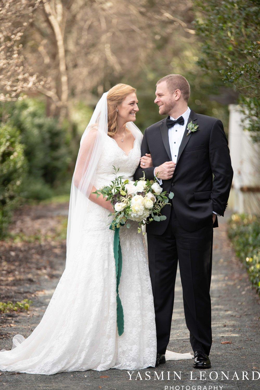 Barn at Reynolda Village - Winston Salem Wedding - White and Green Wedding - NC Wedding - NC Barns - Yasmin Leonard Photography-24.jpg