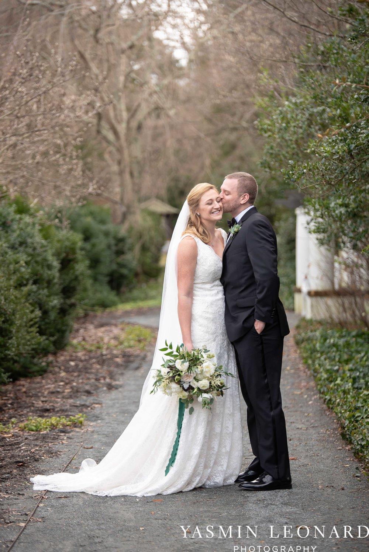 Barn at Reynolda Village - Winston Salem Wedding - White and Green Wedding - NC Wedding - NC Barns - Yasmin Leonard Photography-25.jpg