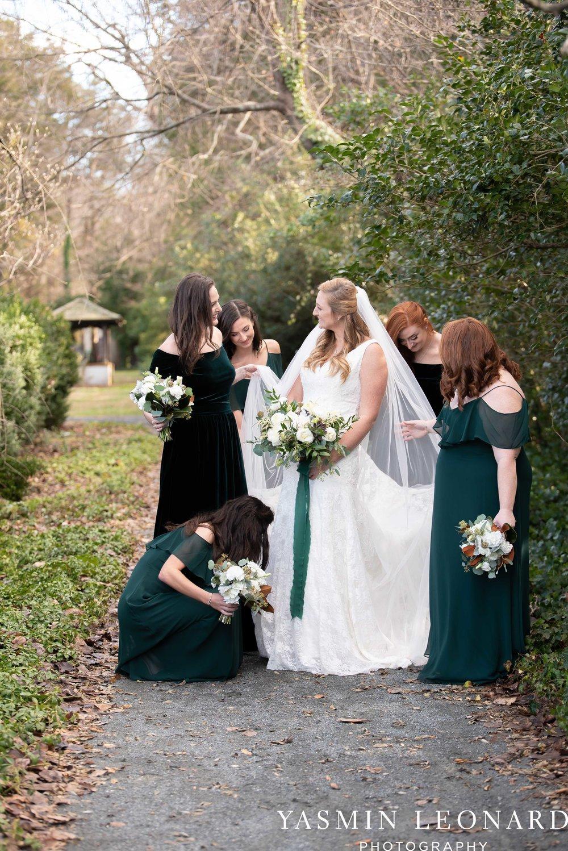 Barn at Reynolda Village - Winston Salem Wedding - White and Green Wedding - NC Wedding - NC Barns - Yasmin Leonard Photography-38.jpg