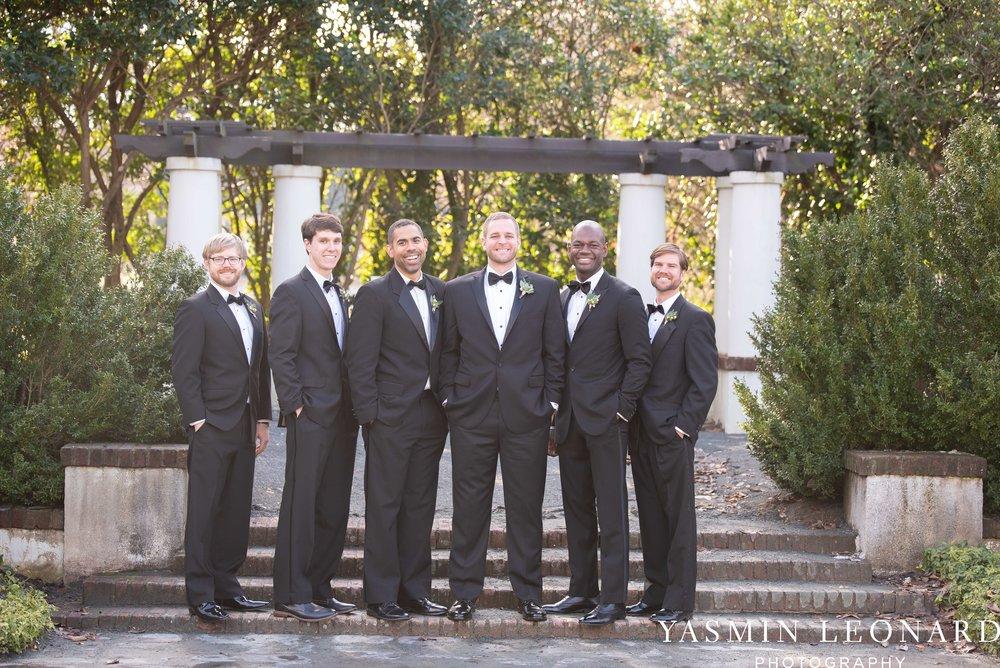 Barn at Reynolda Village - Winston Salem Wedding - White and Green Wedding - NC Wedding - NC Barns - Yasmin Leonard Photography-42.jpg