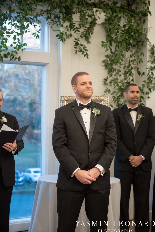Barn at Reynolda Village - Winston Salem Wedding - White and Green Wedding - NC Wedding - NC Barns - Yasmin Leonard Photography-51.jpg