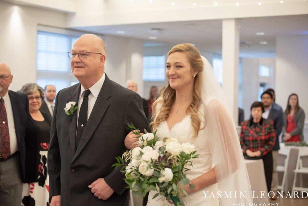 Barn at Reynolda Village - Winston Salem Wedding - White and Green Wedding - NC Wedding - NC Barns - Yasmin Leonard Photography-52.jpg