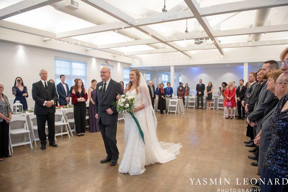Barn at Reynolda Village - Winston Salem Wedding - White and Green Wedding - NC Wedding - NC Barns - Yasmin Leonard Photography-53.jpg