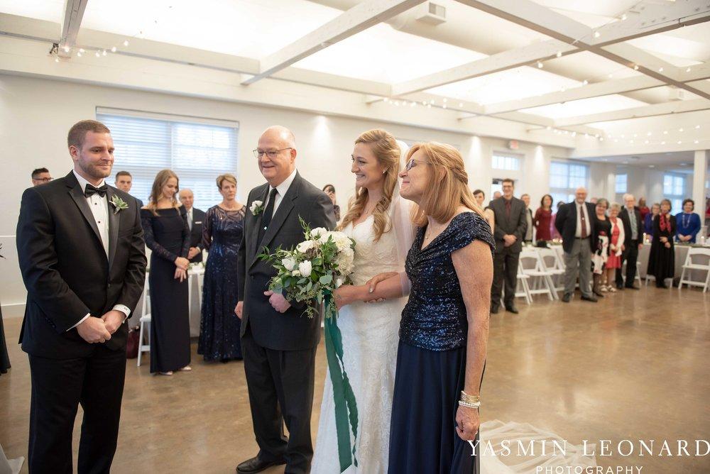 Barn at Reynolda Village - Winston Salem Wedding - White and Green Wedding - NC Wedding - NC Barns - Yasmin Leonard Photography-55.jpg