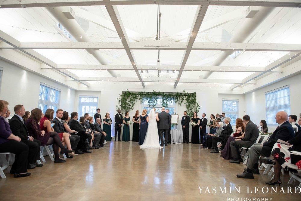 Barn at Reynolda Village - Winston Salem Wedding - White and Green Wedding - NC Wedding - NC Barns - Yasmin Leonard Photography-56.jpg