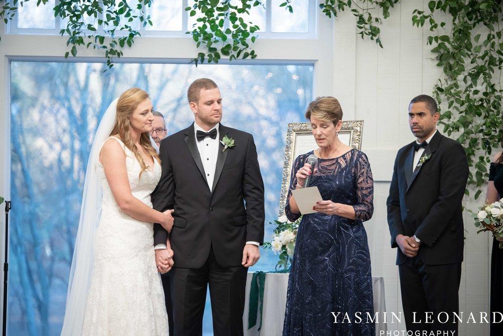 Barn at Reynolda Village - Winston Salem Wedding - White and Green Wedding - NC Wedding - NC Barns - Yasmin Leonard Photography-57.jpg