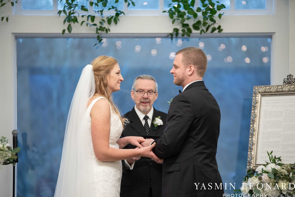 Barn at Reynolda Village - Winston Salem Wedding - White and Green Wedding - NC Wedding - NC Barns - Yasmin Leonard Photography-61.jpg