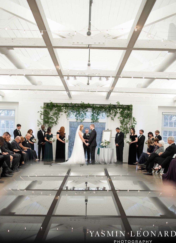 Barn at Reynolda Village - Winston Salem Wedding - White and Green Wedding - NC Wedding - NC Barns - Yasmin Leonard Photography-62.jpg