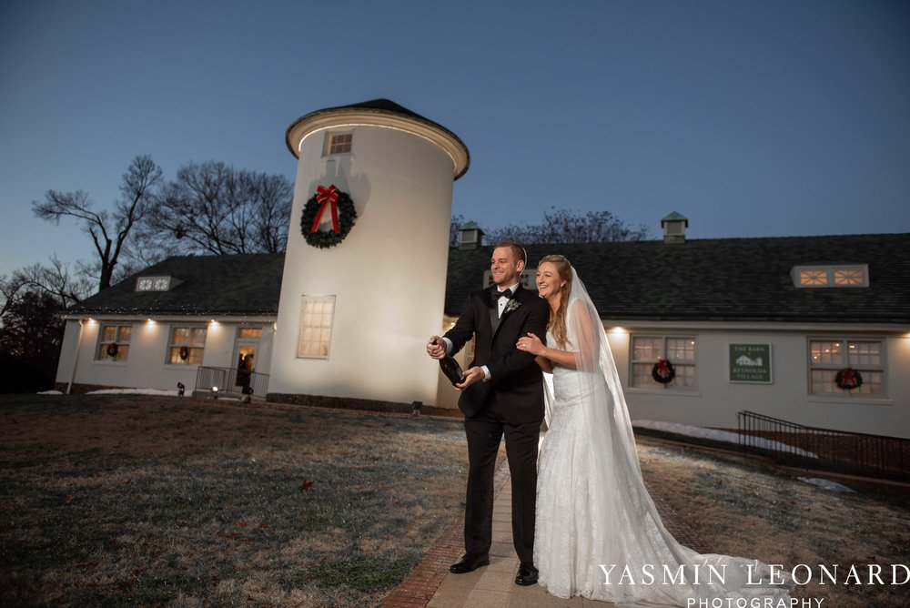 Barn at Reynolda Village - Winston Salem Wedding - White and Green Wedding - NC Wedding - NC Barns - Yasmin Leonard Photography-67.jpg
