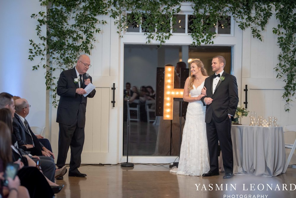Barn at Reynolda Village - Winston Salem Wedding - White and Green Wedding - NC Wedding - NC Barns - Yasmin Leonard Photography-73.jpg