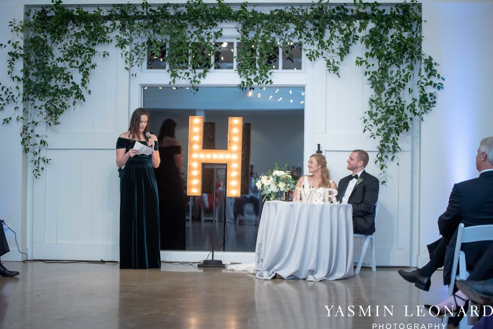 Barn at Reynolda Village - Winston Salem Wedding - White and Green Wedding - NC Wedding - NC Barns - Yasmin Leonard Photography-75.jpg