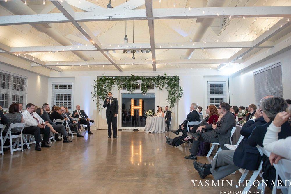 Barn at Reynolda Village - Winston Salem Wedding - White and Green Wedding - NC Wedding - NC Barns - Yasmin Leonard Photography-83.jpg