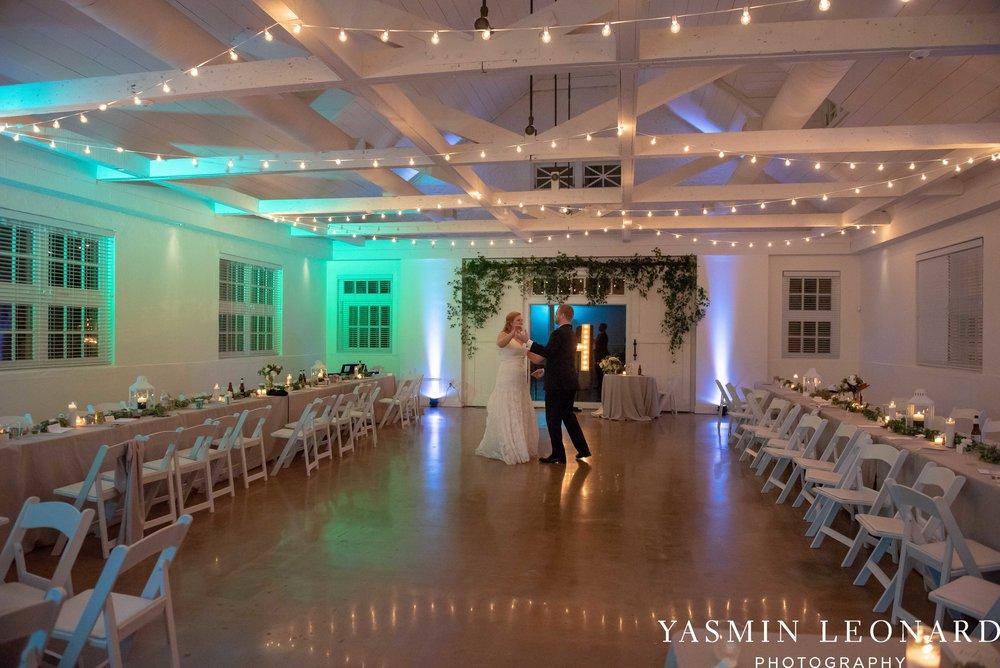 Barn at Reynolda Village - Winston Salem Wedding - White and Green Wedding - NC Wedding - NC Barns - Yasmin Leonard Photography-107.jpg