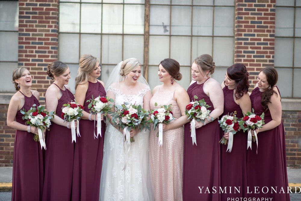 Rebekah and Matt - 105 Worth Event Centre - Yasmin Leonard Photography - Asheboro Wedding - NC Wedding - High Point Weddings - Triad Weddings - Winter Wedding-7.jpg