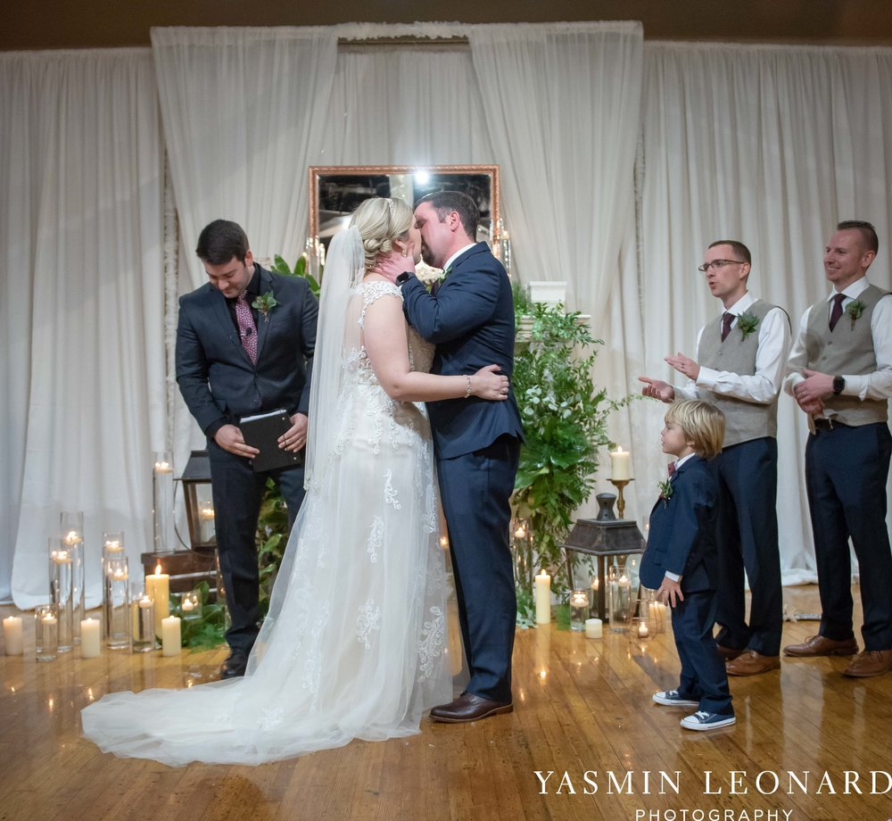 Rebekah and Matt - 105 Worth Event Centre - Yasmin Leonard Photography - Asheboro Wedding - NC Wedding - High Point Weddings - Triad Weddings - Winter Wedding-29.jpg