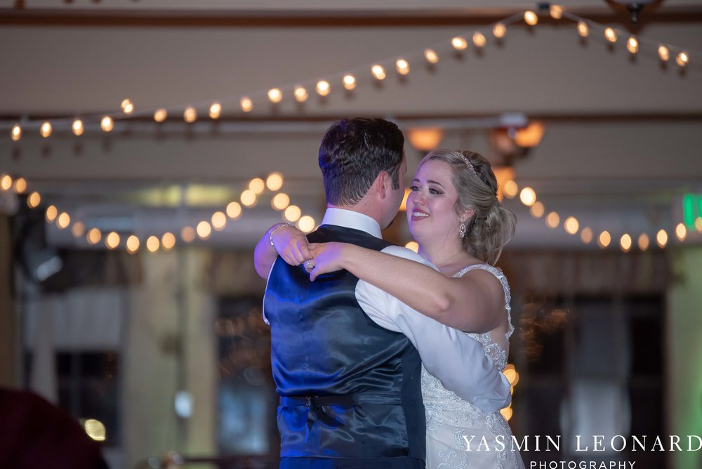 Rebekah and Matt - 105 Worth Event Centre - Yasmin Leonard Photography - Asheboro Wedding - NC Wedding - High Point Weddings - Triad Weddings - Winter Wedding-91.jpg
