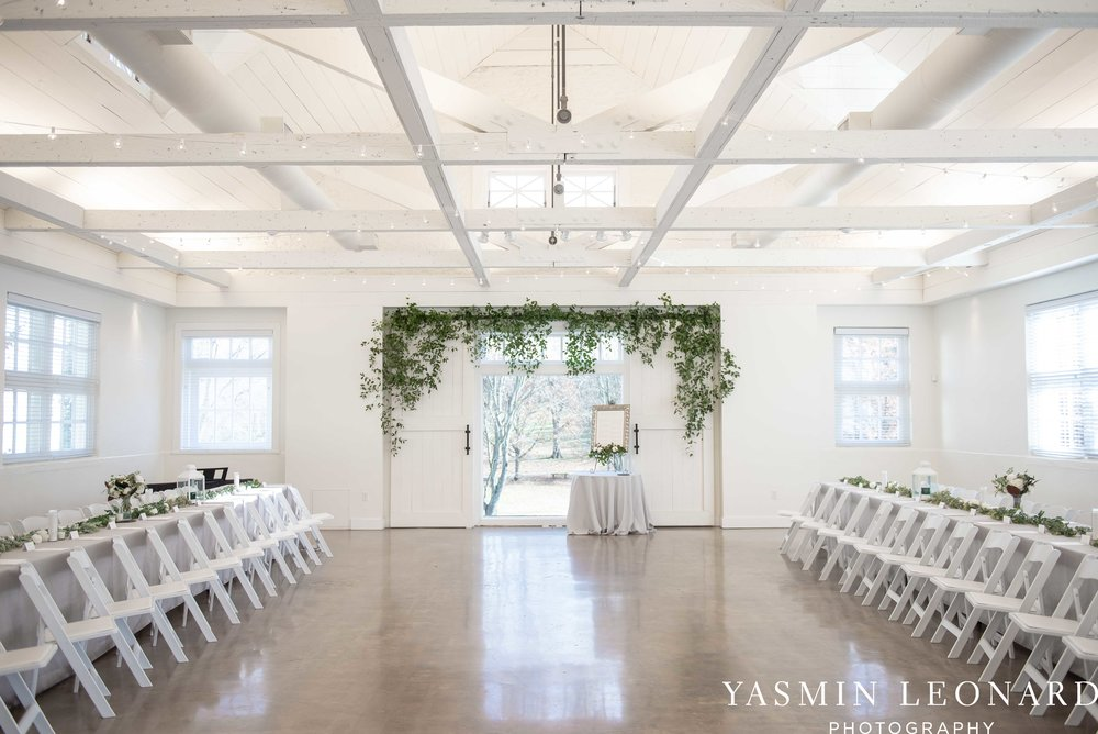 Barn at Reynolda Village - Winston Salem Wedding - White and Green Wedding - NC Wedding - NC Barns - Yasmin Leonard Photography-7.jpg