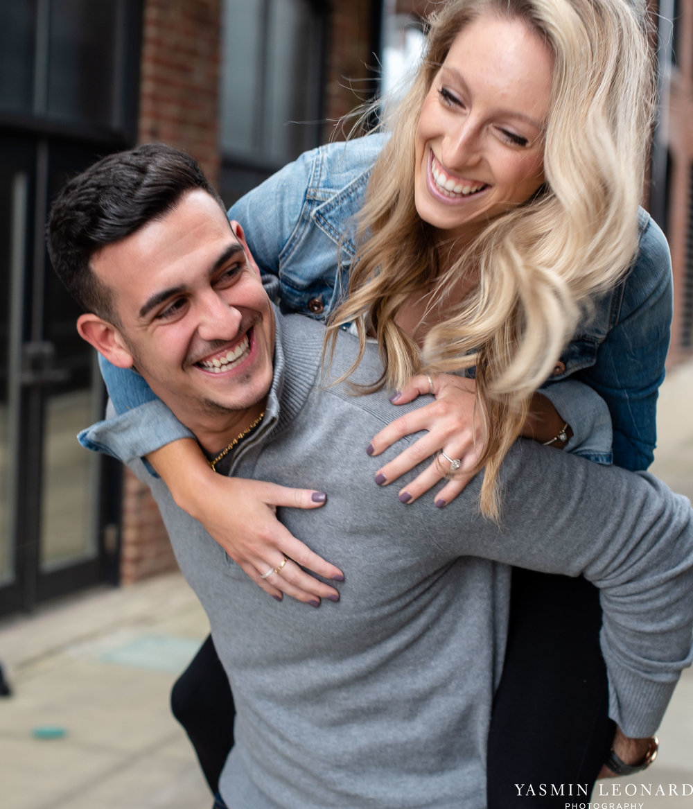High Point Wedding Photographer - High Point Engagement PIctures - Engagement Session Ideas - Yasmin Leonard Photography - High Point Photographer - NC Wedding Photographer -9.jpg