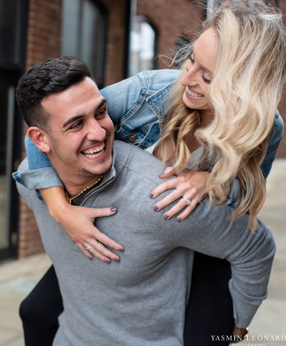 High Point Wedding Photographer - High Point Engagement PIctures - Engagement Session Ideas - Yasmin Leonard Photography - High Point Photographer - NC Wedding Photographer -10.jpg